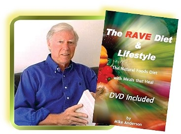 Rave diet eating