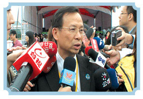 Environmental Protection Administration Minister Stephen Shen